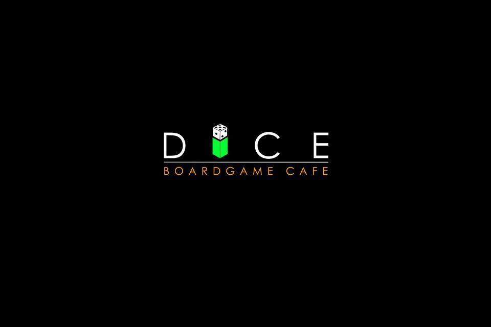 Dice Boardgame Café