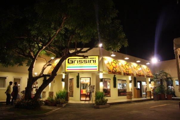 Grissini ristorante naga naga city guide for Casa moderna naga city prices