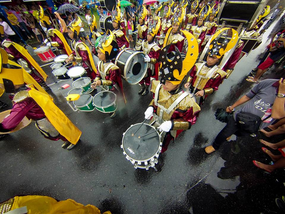 Peñafrancia Fiesta 2015 Military Parade | Photo by Marion Bandin