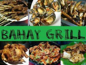 Bahay Grill