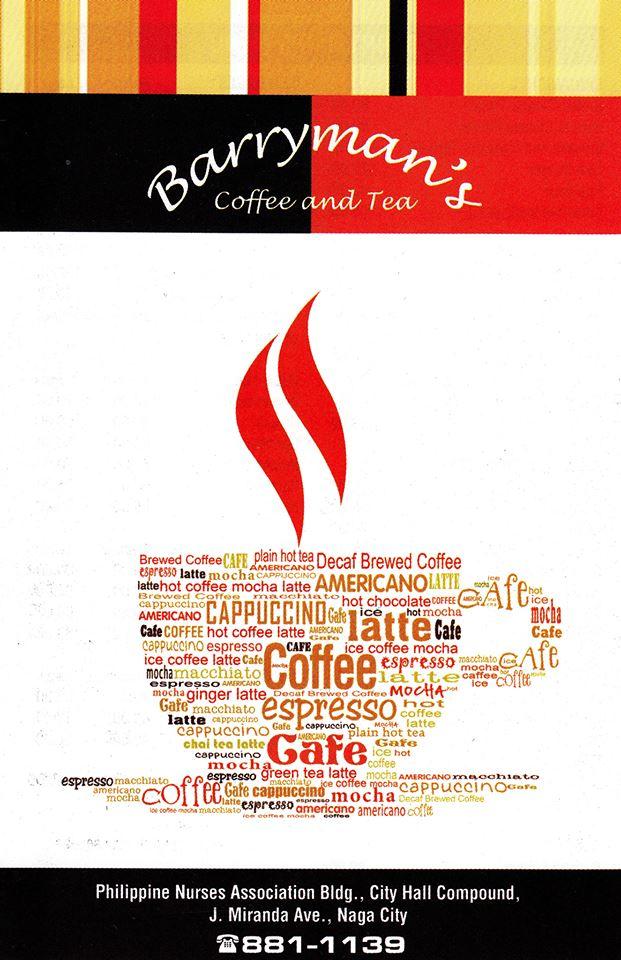 Barryman's Coffee & Tea