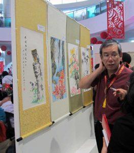 Felix Chan Lim at SM Naga