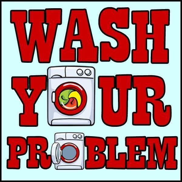 Wash Your Problem
