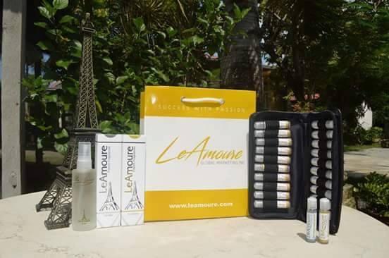 Le Amoure Fashion Sales Inc.