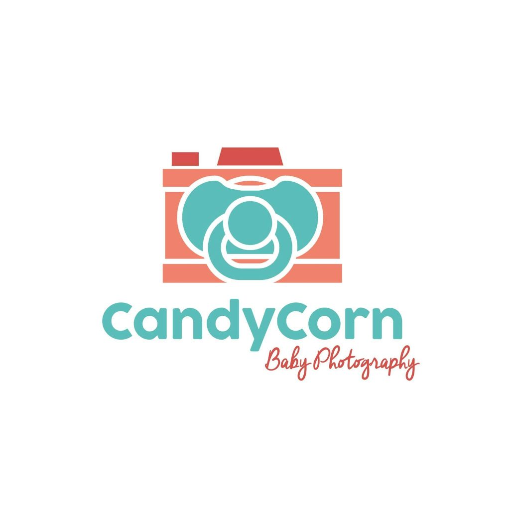 Candy Corn Baby Photography