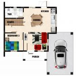 carina first floor plan