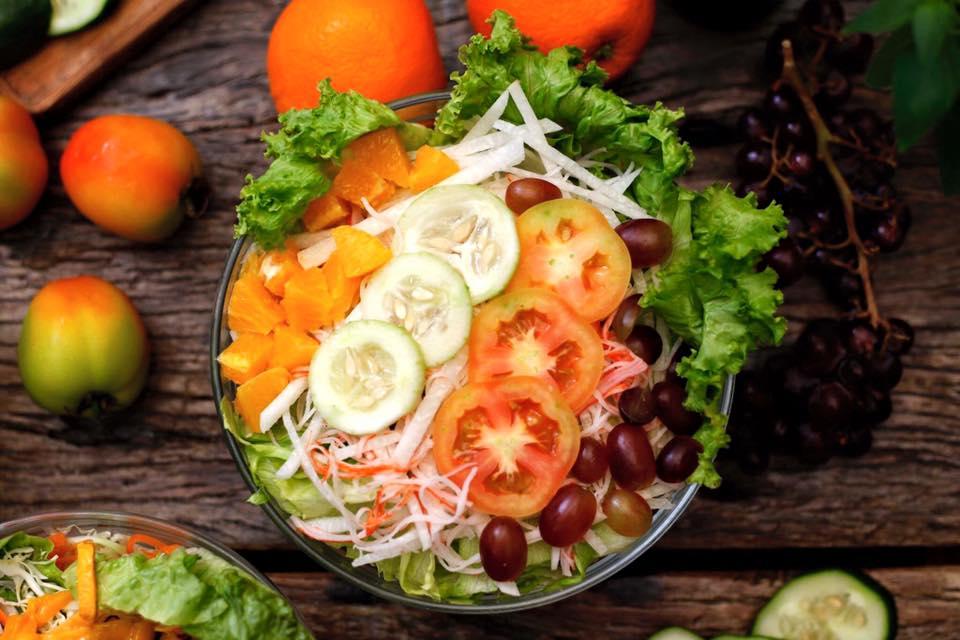 Casa Soriano Salad