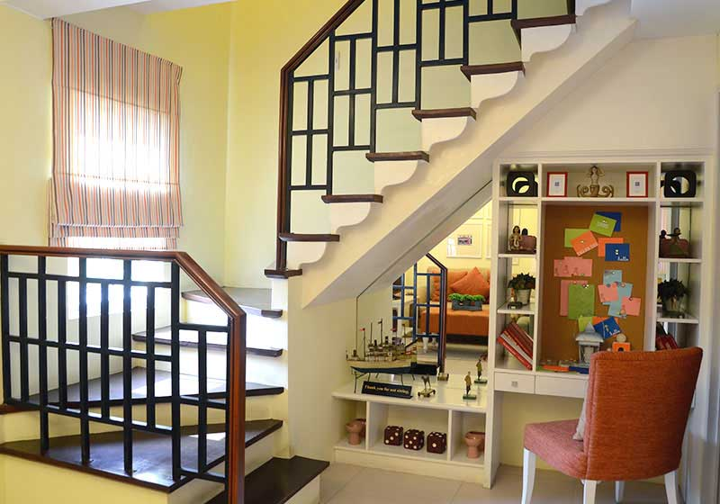 Camella Naga Dana model house extra room