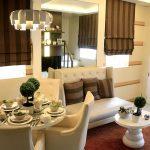 Lessandra Naga Mika model house living room