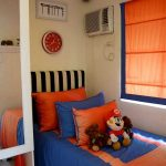 Lessandra Naga Ravena model house kids room