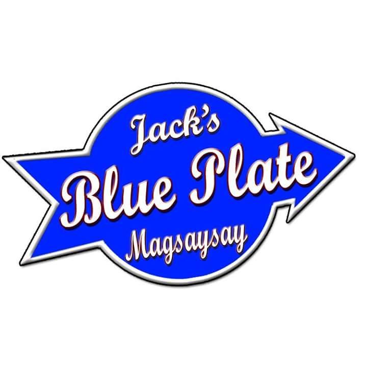 Jacks Blue Plate Magsaysay