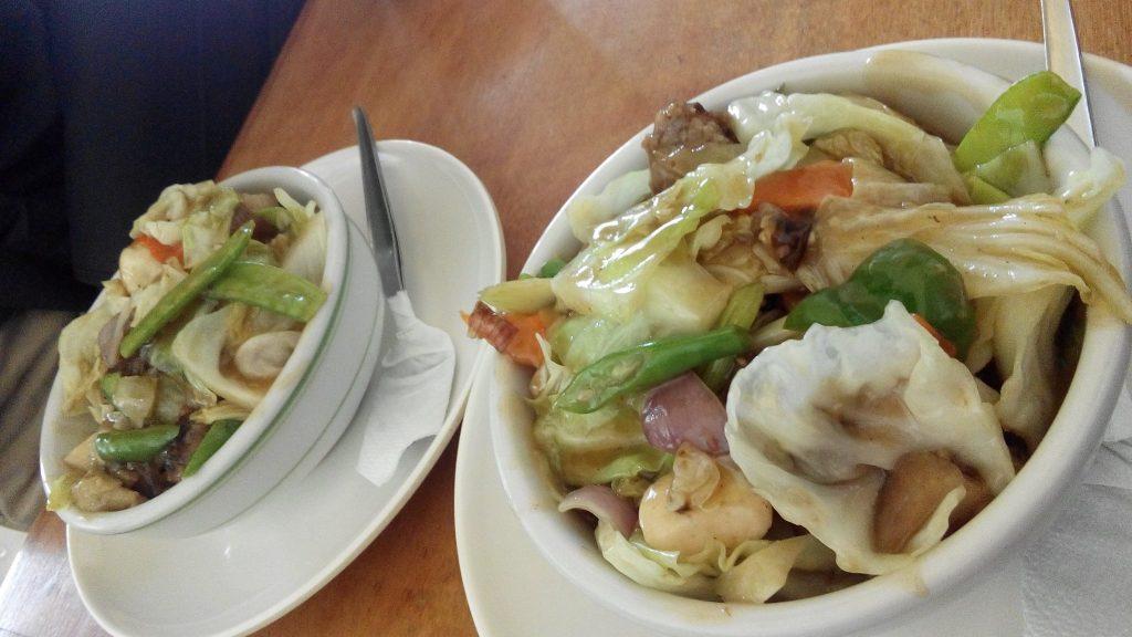 Chopsuey Rice - Green Plaza Restaurant