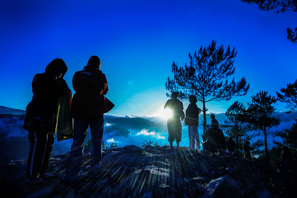 Sagada Sunrise