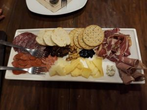 Cheese Platter - Soledad Spanish-Filipino Restaurant