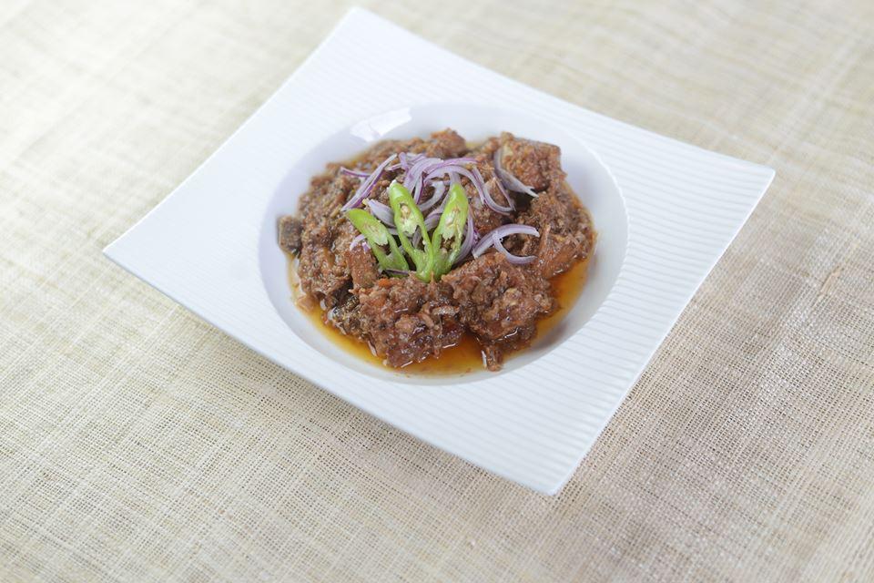 Binagoongang Baboy - AJL Chicken Bacolod
