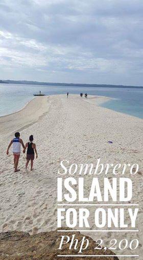 sombrero island tour