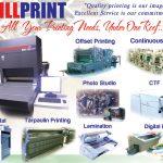 Willprint Graphics Centre, Inc.