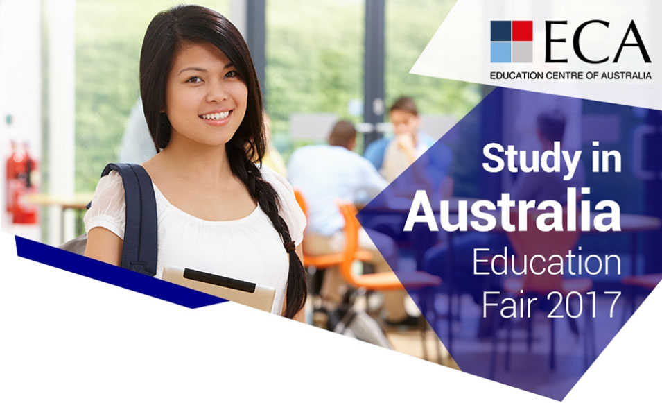 Study in Australia Education Fair 2017