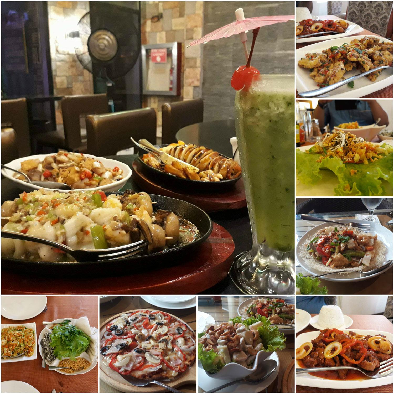 Villa Caceres Hotel restaurants food offering