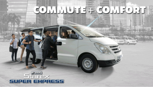 Hyundai Grand Starex Super Express