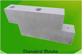 standard block