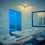 Blue Water Day Spa Room