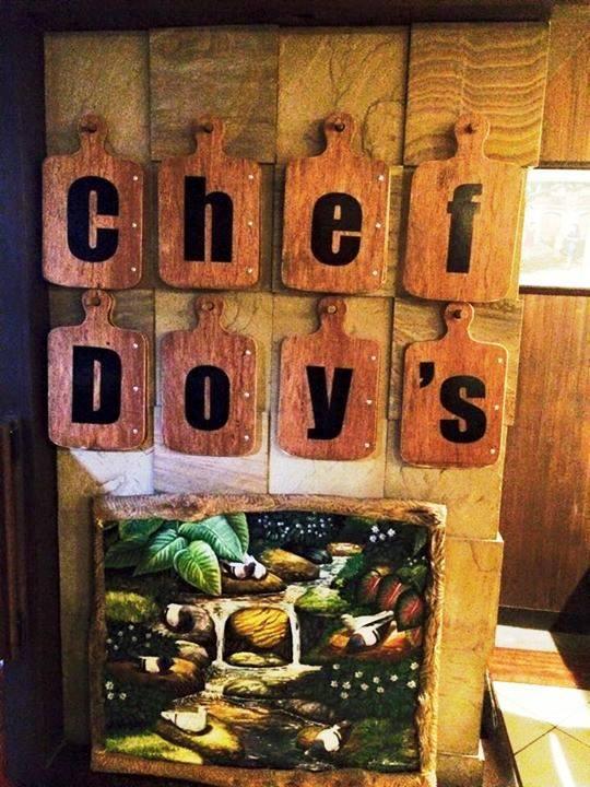 kapag chumibog ang puso chef doy's gourmet restaurant
