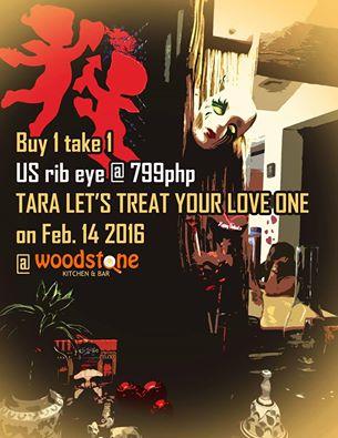 Buy 1 Take 1 US Rib Eye Steak