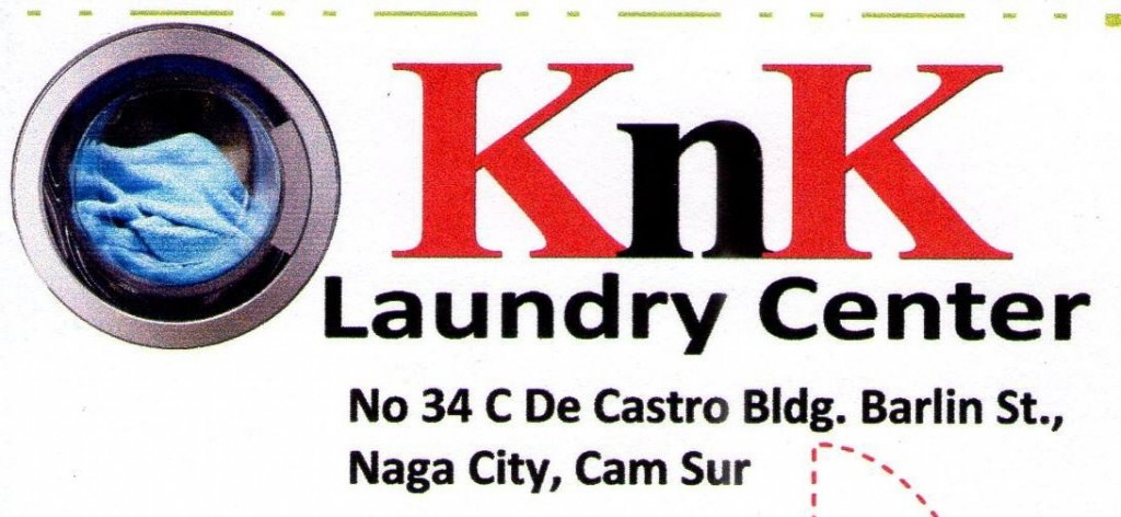 Naga City Laundry Shop