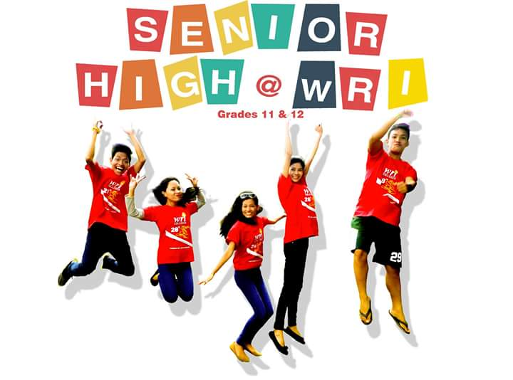 WRI Colleges Senior High School