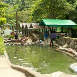 Panicuason Hot Spring Resort and Nature Adventure Park