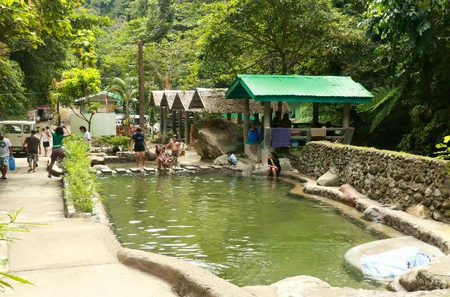 Panicuason Hot Spring Resort and Nature Adventure Park