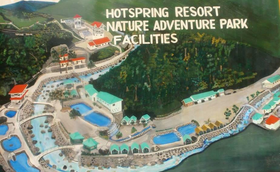 Panicuason HotSpring Resort