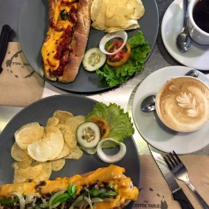 The Coffee Table Foodtrip