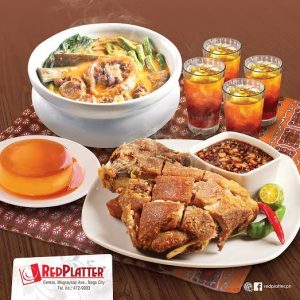 Red Platter Foodtrip