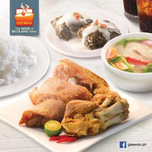 Geewan Foodtrip