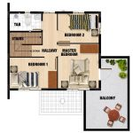 carina second floor plan