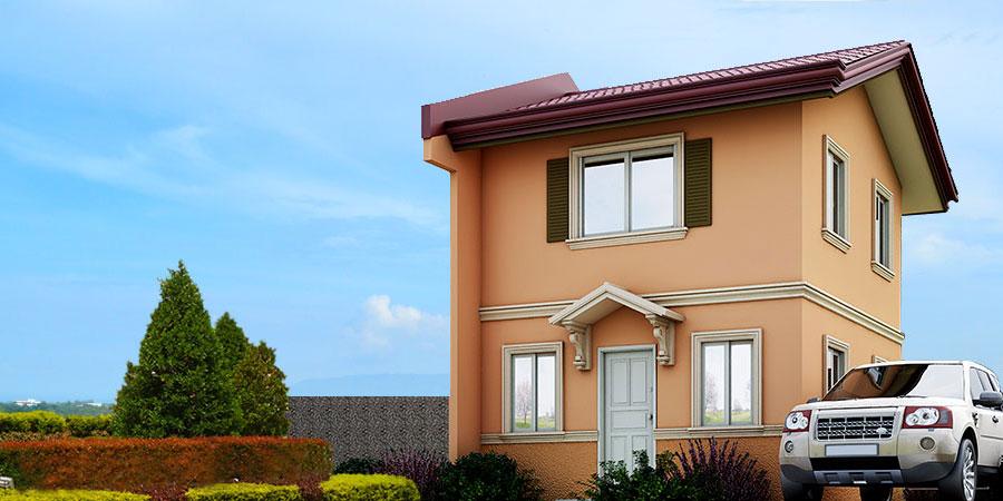 Camella Naga Bella model house