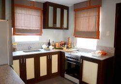 camella naga cara model house kitchen