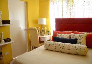 Camella Naga Dana model house bedroom
