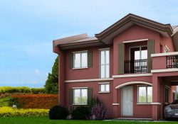 Camella Naga Freya model house