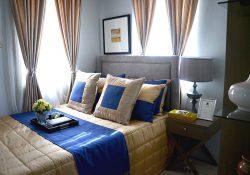 Lessandra Naga Reva model house bedroom
