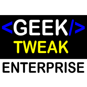 Geek Tweak Enterprise