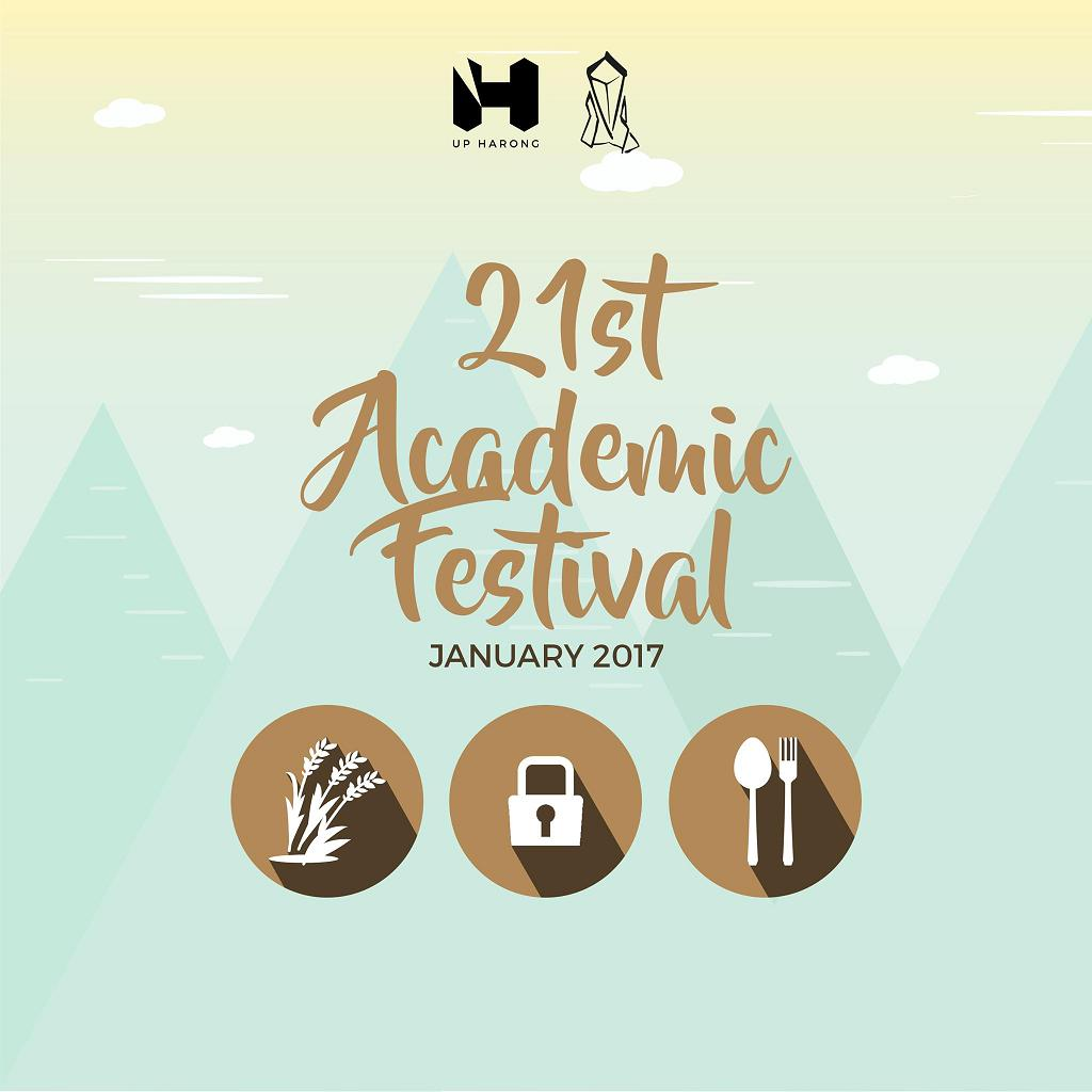 UP Harong 21st AcadFest