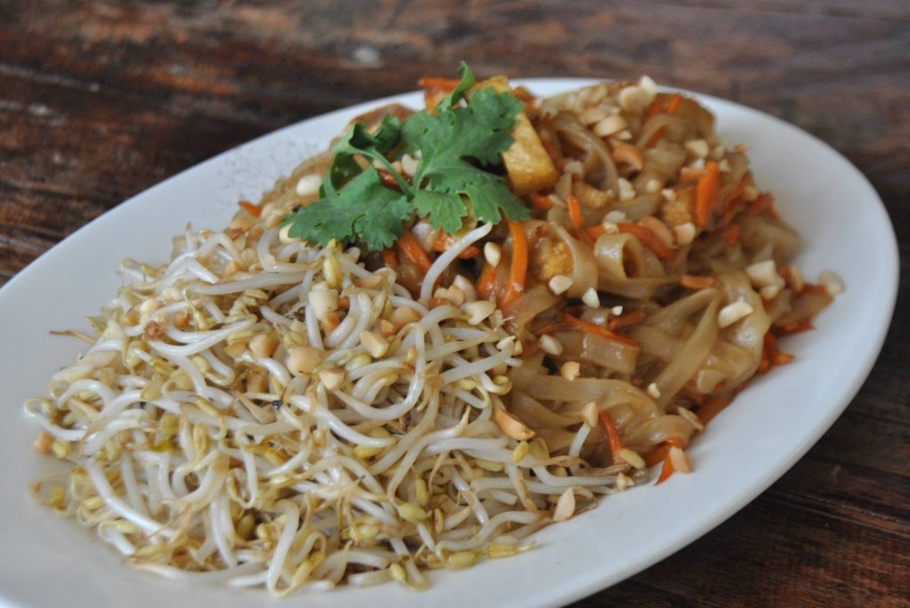 Pad Thai - Green Earth Cafe'