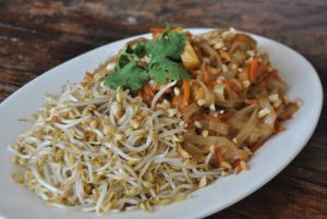 Pad Thai - Green Earth Cafe'