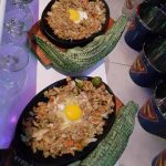 Crocodile Sisig - Krypton Grill