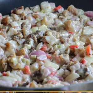 Sizzling Pork Sisig - Yan O Sisig