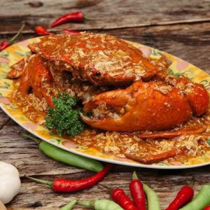 Chili Crabs - Casa Soriano Family Heirloom Cuisine