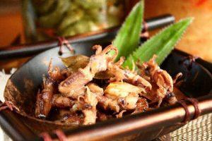Batang Batang Pusit - Chef Doy's Gourmet Restaurant